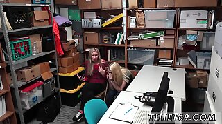 Big teen A mother and chum s daughter who have been caught shoplifting before were saw on - Nicolle A