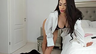 I am looking sexy with my fuckable ass & sexy eyes
